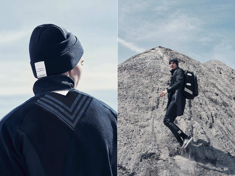 Adidas Originals by White Mountaineering Collection