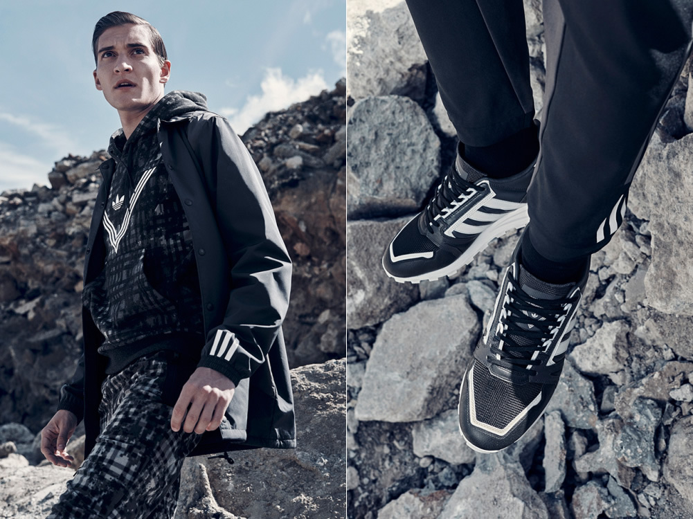 Adidas Originals by White Mountaineering FW16 Lookbook