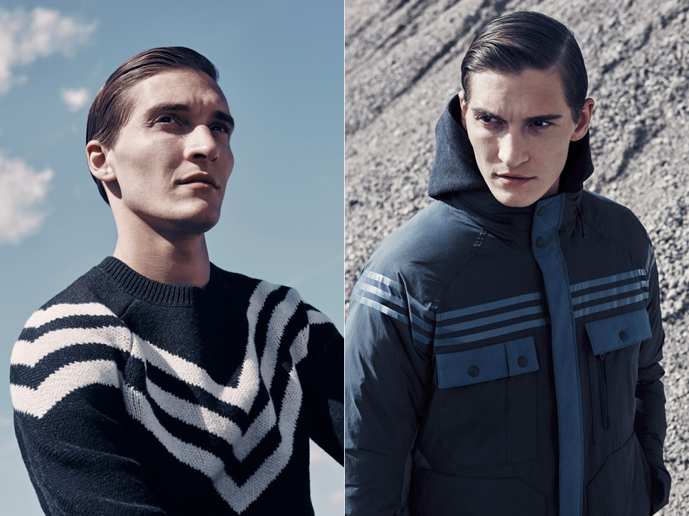 Adidas Originals by White Mountaineering Lookbook