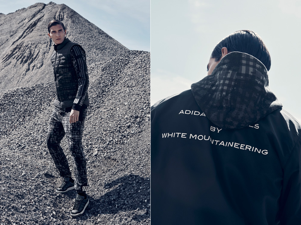 Adidas Originals x White Mountaineering Collection