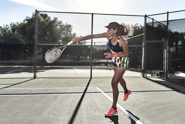 Ana Ivanovic, Adidas New Tennis Collections For 2016 US Open