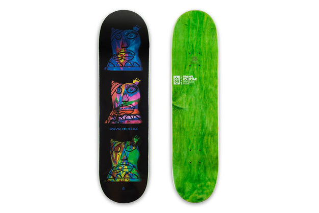 Animal Collective Reveals Awesome Skateboards