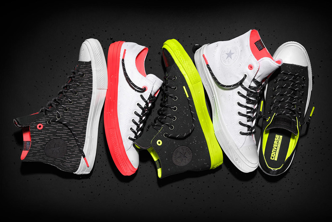 Awesome Weatherized Collection By Converse
