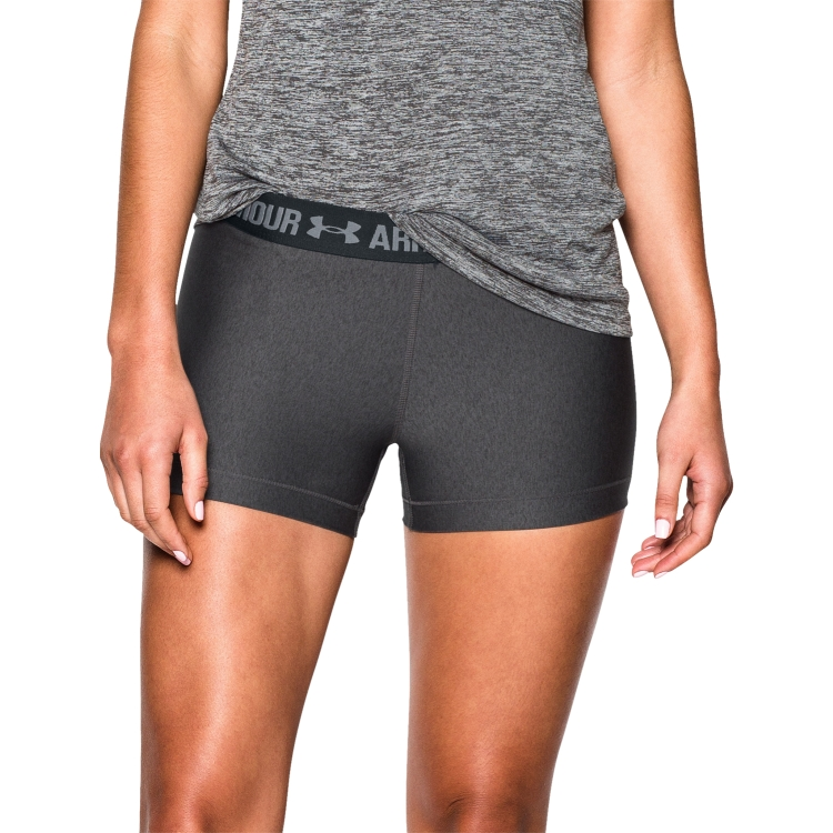 Carbon Women's Compression Shorts By Under Armour