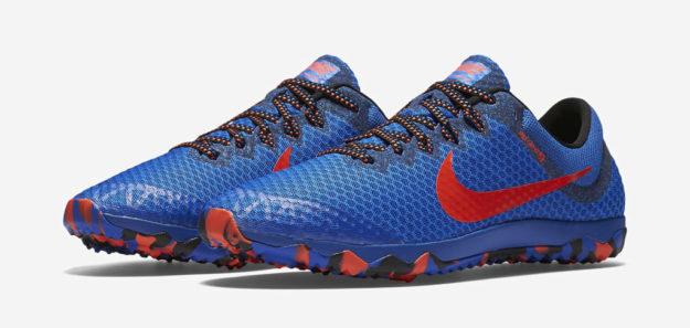 Cobalt Nike Zoom Rival Waffle XC Shoe