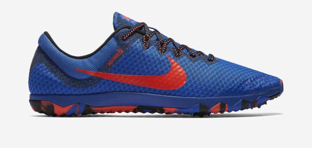 Cobalt Nike Zoom Rival Waffle XC Unisex Track Shoe