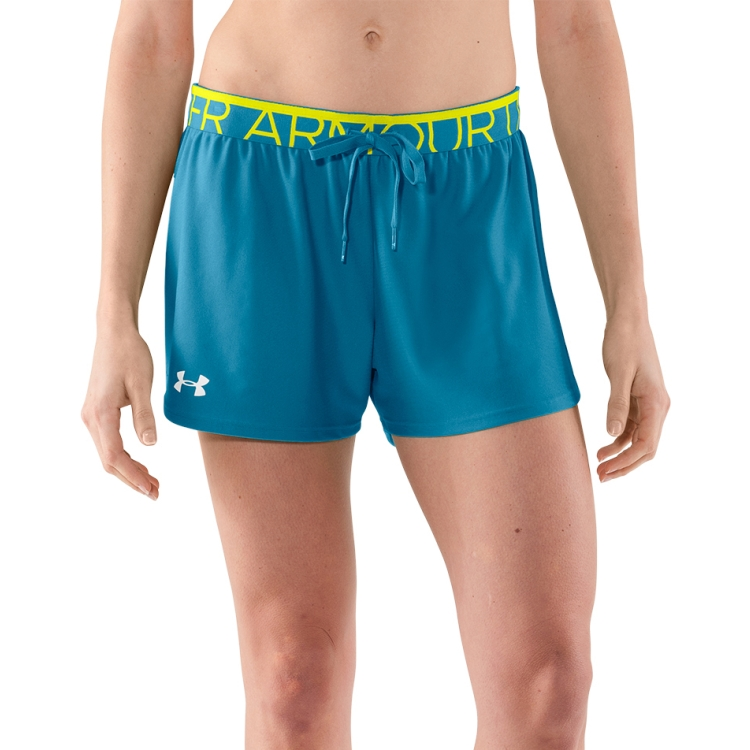 Deceit Women's Play Up Shorts By Under Armour