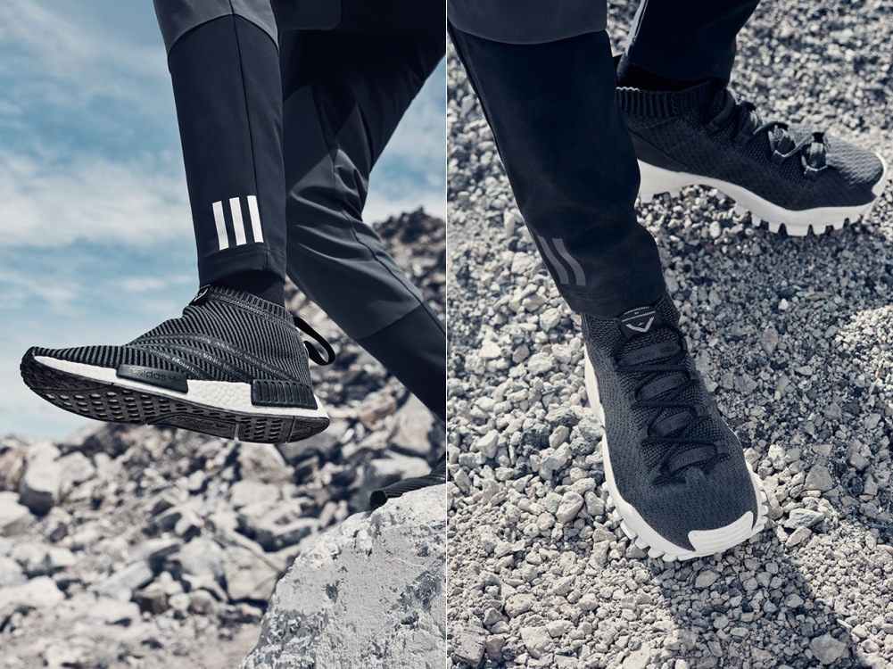 FW16 collection adidas Originals by White Mountaineering