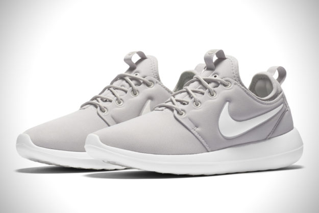 Grey Roshe Flyknit 2.0 by Nike