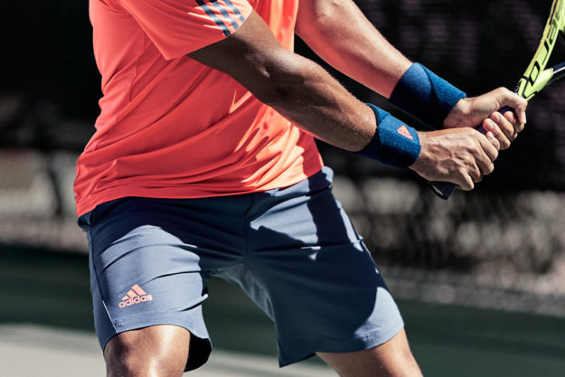 Jo-Wilfried, Adidas Tennis Collections For 2016 US Open