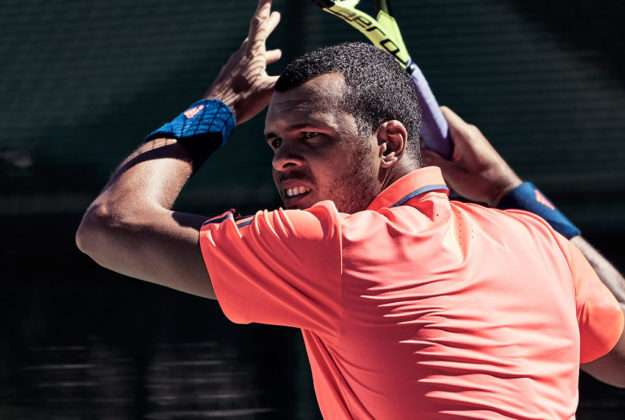 Jo-Wilfried,Tennis Collections For 2016 US Open by Adidas