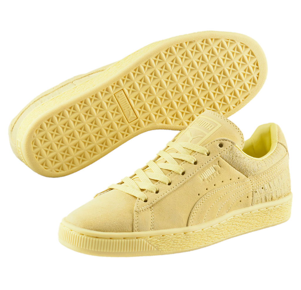 ... Limelight Suede Classic Emboss Women's Sneaker Tempest Puma ...