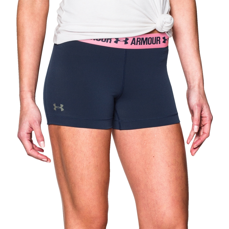 Navy Seal Women's Compression Shorts By Under Armour