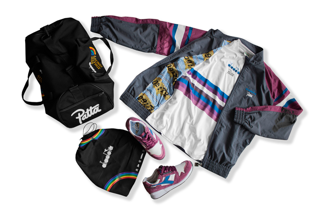 Patta And Diadora Release A Collection For The Olympics