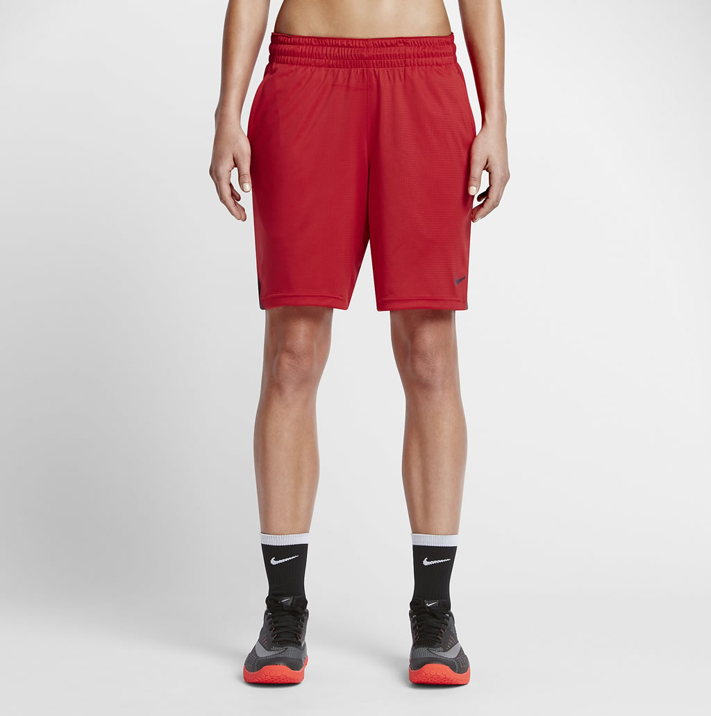 Women s 9   Basketball Shorts By Nike 3008bc70de