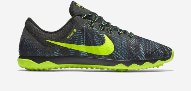 Rio Teal Nike Zoom Rival Waffle XC Unisex Track Shoe