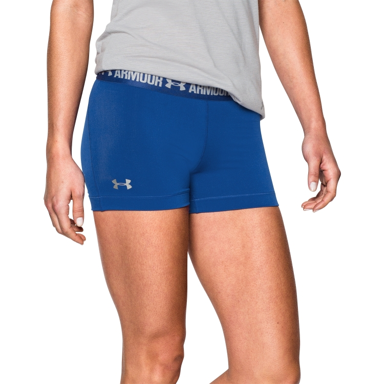 Royal Women's Compression Shorts By Under Armour