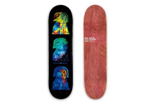 Skateboards by Animal Collective