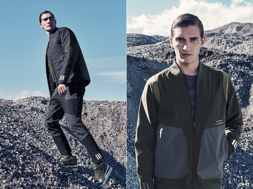 Sporty Collection By Adidas Originals by White Mountaineering