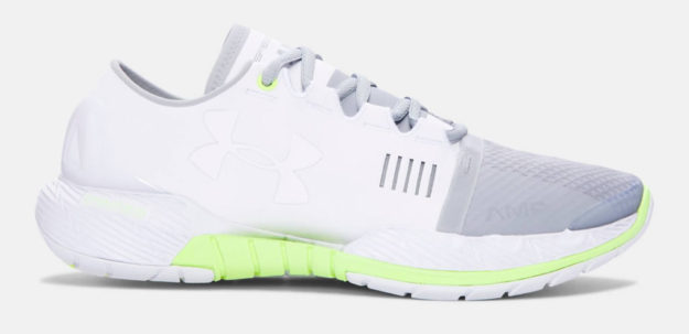 White UA SpeedForm AMP Women's Training Shoe