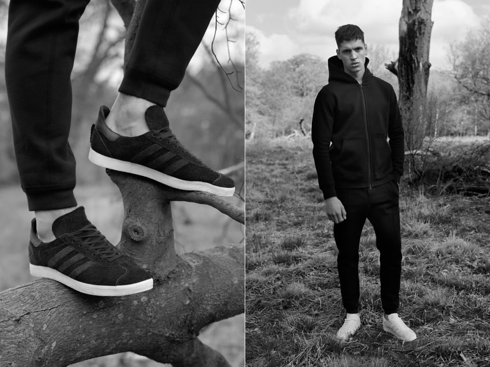 Wings+Horns & Adidas Originals Sportswear Line