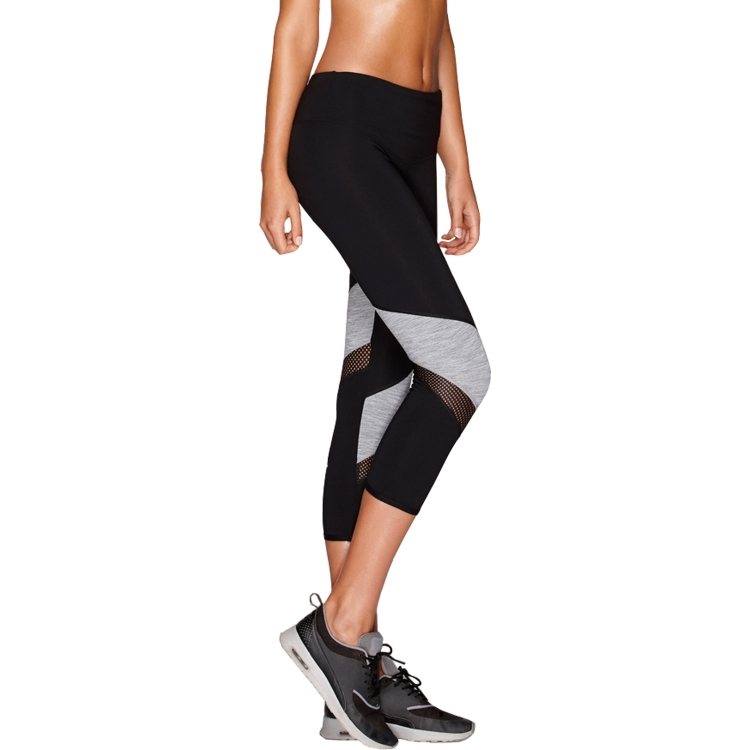 Women's Stay Strong Fitted Capris