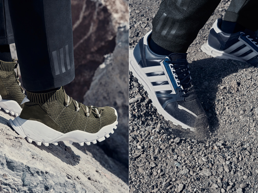 adidas Originals by White Mountaineering FW16 collection