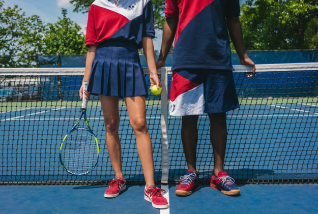 2016 Summer Collection by Packer Shoes x Mitchell & Ness x ASICS