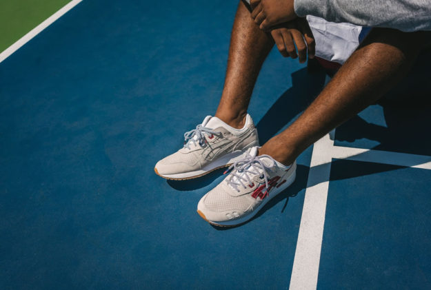2016 Summer Game. Set. Match. Collection by ASICS