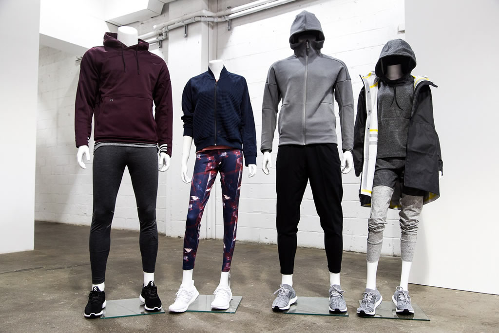 Adidas Athletics Sportswear Collection