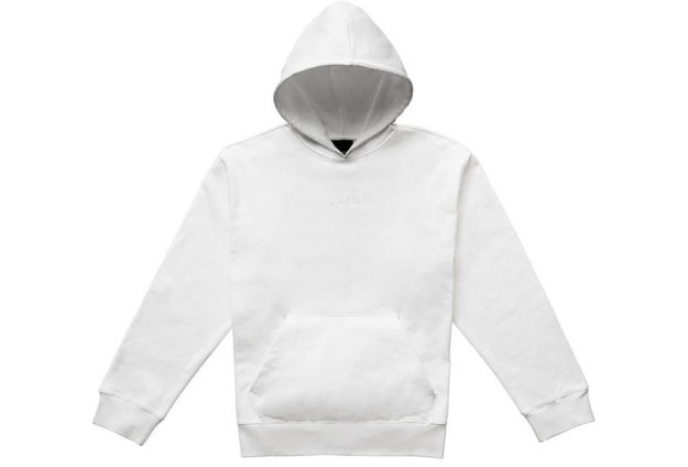 Adidas Originals Capsule Collection by Alexander Wang, White Hoodie
