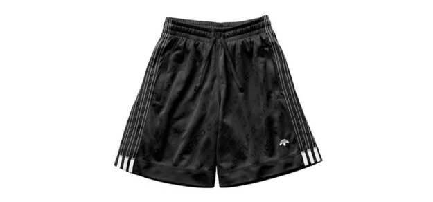 Adidas Originals Capsule Lookbook by Alexander Wang, Shorts