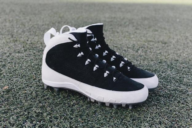 Custom Air Jordan Ix Cleats By Jordan Brand