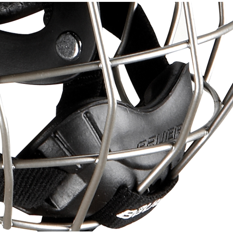 Bauer Youth Ice Hockey Helmet Combo