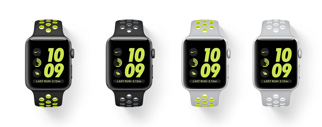 Check Out The Apple Watch Nike+!