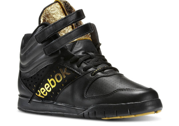 Black Dance Urlead Mid SE Shoes By Reebok