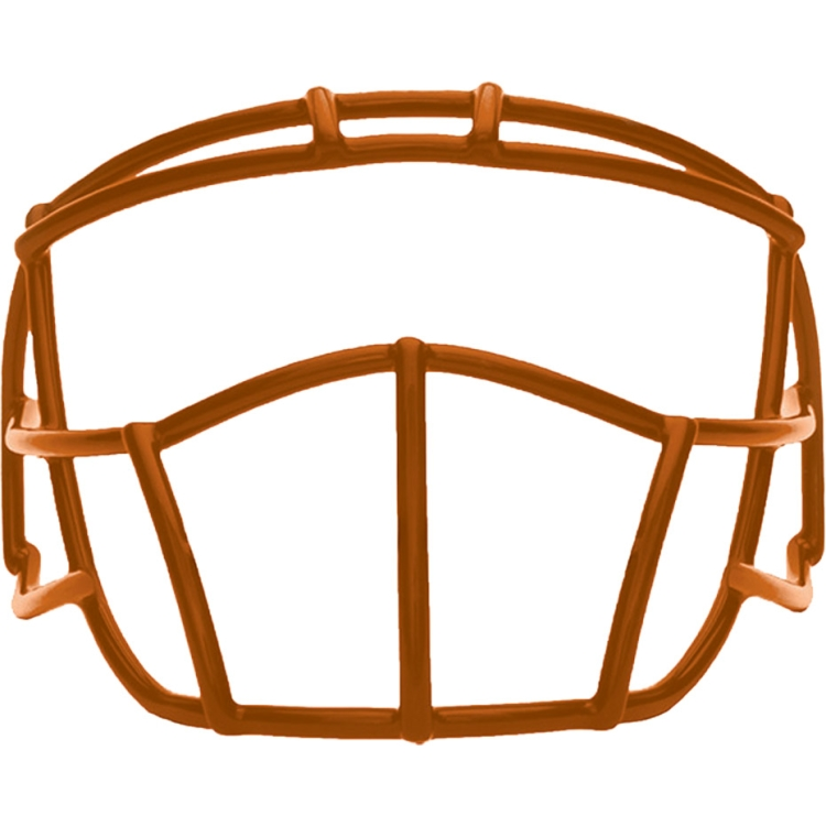 Burnt Orange Pride Large Facemask By Xenith