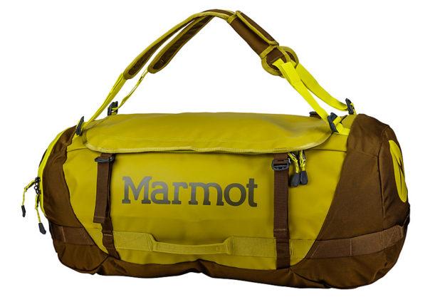 Citron Marmot Long Hauler Duffle