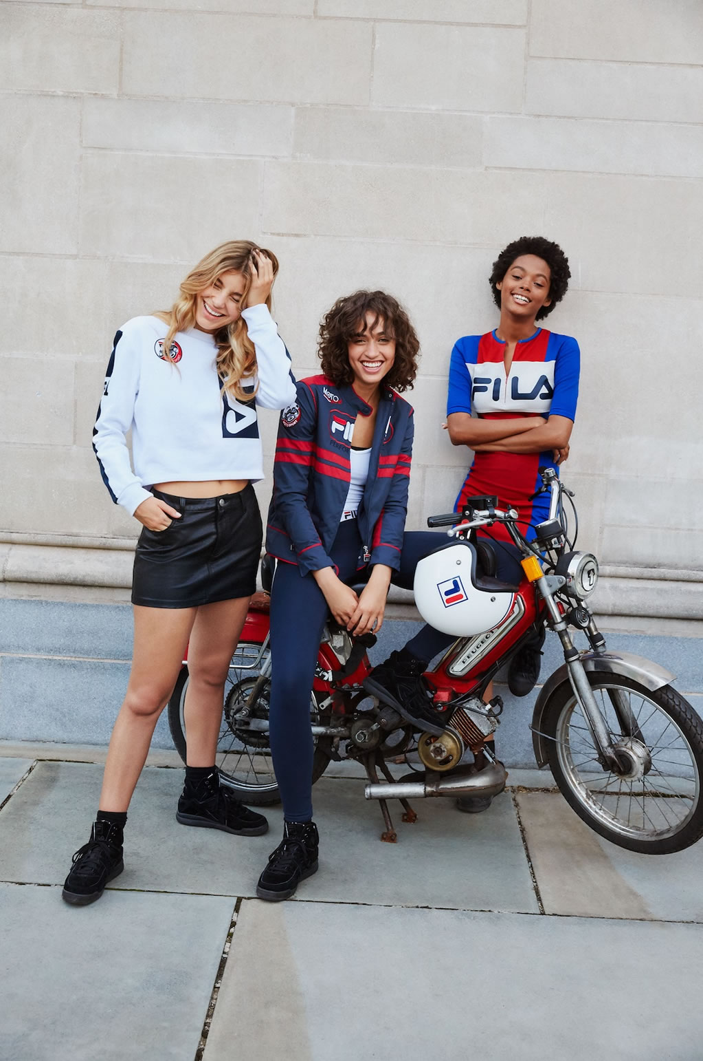 FILA and Urban Outfitters Launch Fall '16 Apparel Collection