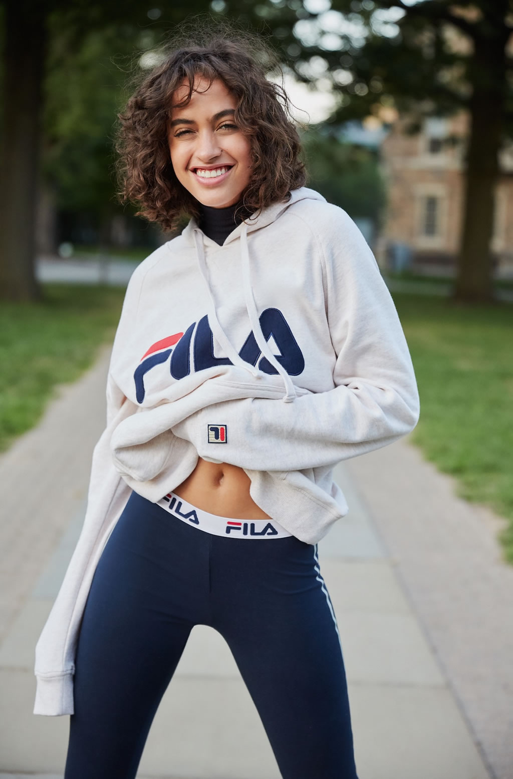 Fall '16 Apparel Line By FILA x Urban Outfitters