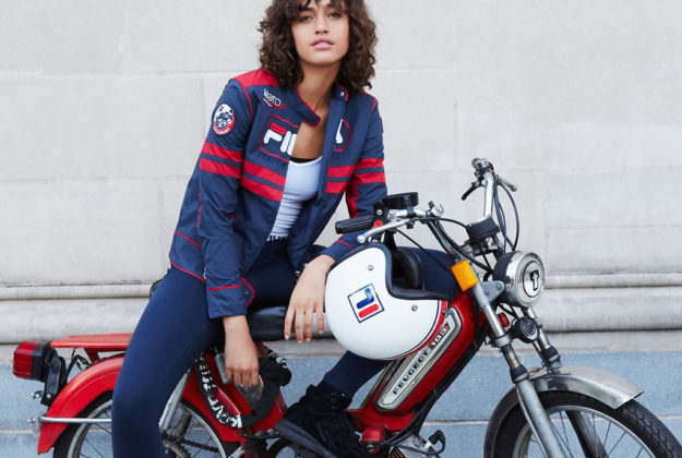Fall Apparel collection by FILA x Urban Outfitters