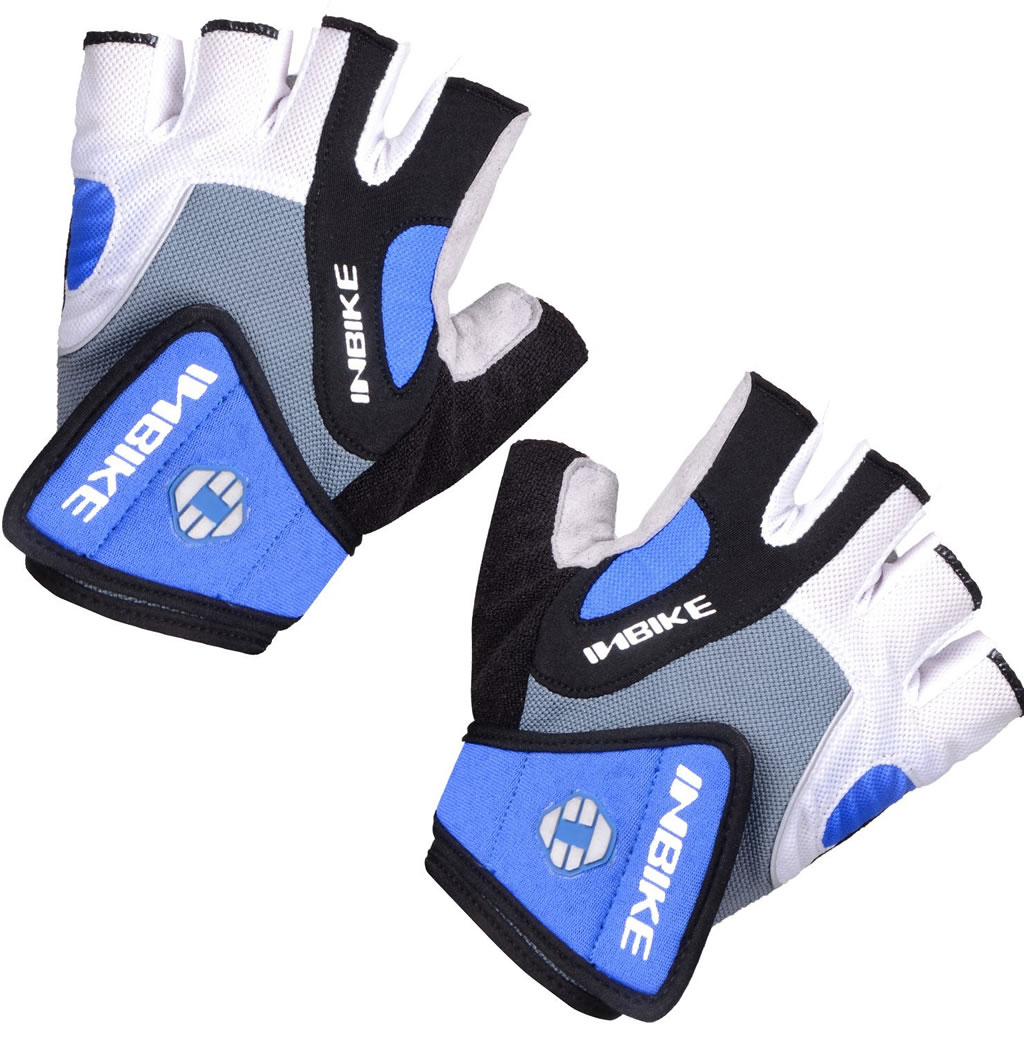 Gel Pad Cycling Gloves By Inbike
