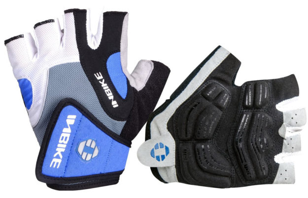 Gel Pad Cycling Gloves, Inbike