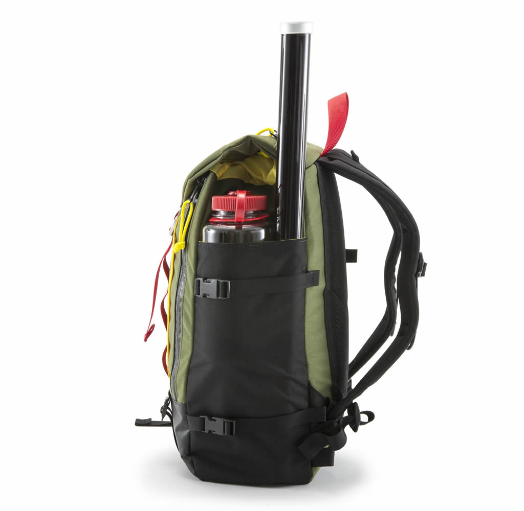 Great Mountain Pack By Howler Brothers x Topo Design, Side