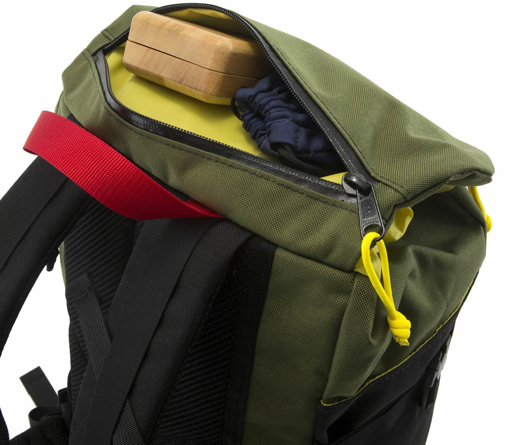 Howler Brothers x Topo Design Mountain Pack