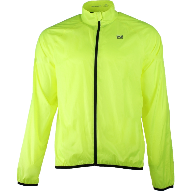 Men's Packable Cycling Jacket By Nishiki
