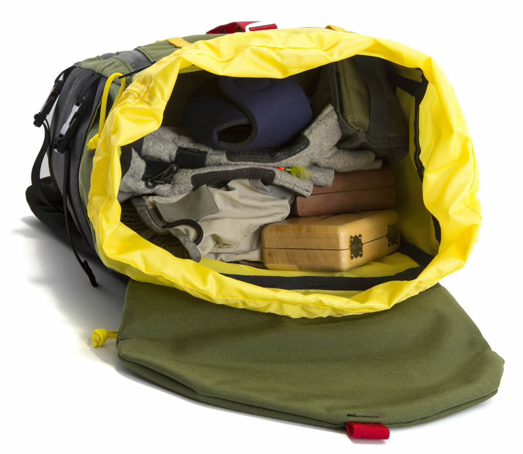 Mountain Pack By Howler Brothers x Topo Design, Interior