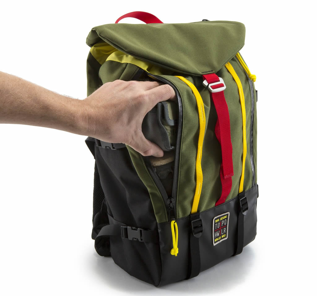 Mountain Pack By Howler Brothers x Topo Design