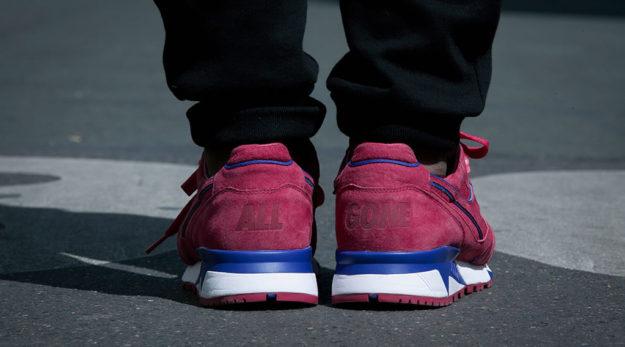 N9000 Sneakers by Diadora and La MJC, Heel Tab