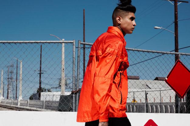 NikeLab x Stone Island Windrunner Jacket